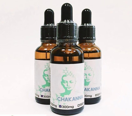 Chakanna CBD Hemp Oil
