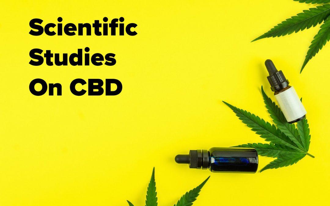Scientific studies on CBD